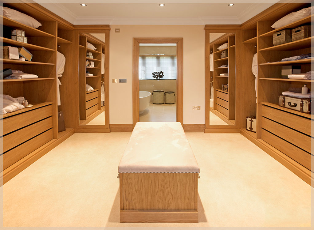 Walk-in Wardrobes Doncaster